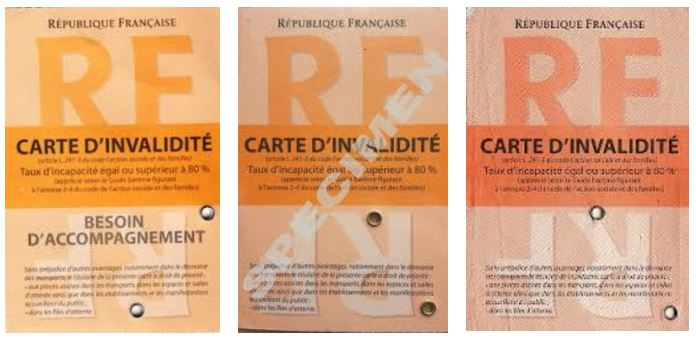 comment obtenir une carte d invalidité Carte d'invalidité : Obtention de la carte, conditions et avantages