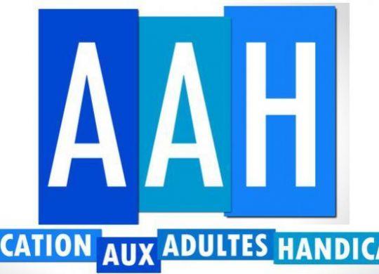 aah aide aux adultes handicapées