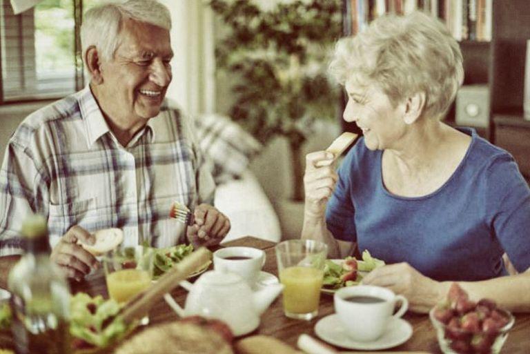 Alimentation senior qualite quantite