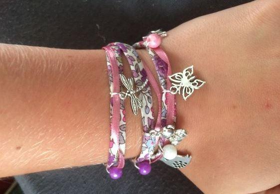 bracelet grand mere diy