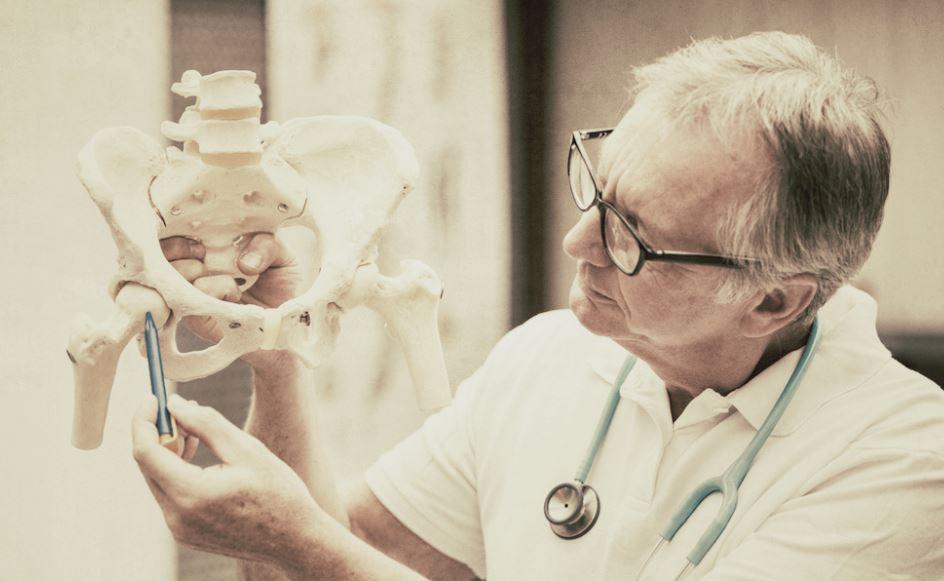 operation prothese de la hanche