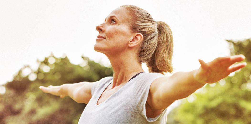 Exercice physique régulier et alimentation équilibrée : le ticket gagnant pour garder la ligne.