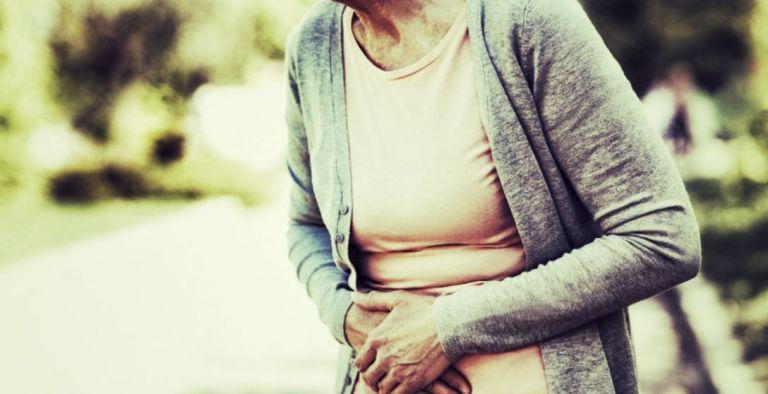 mal au ventre et prolapsus
