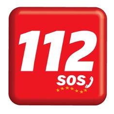 112 urgence union europeenne