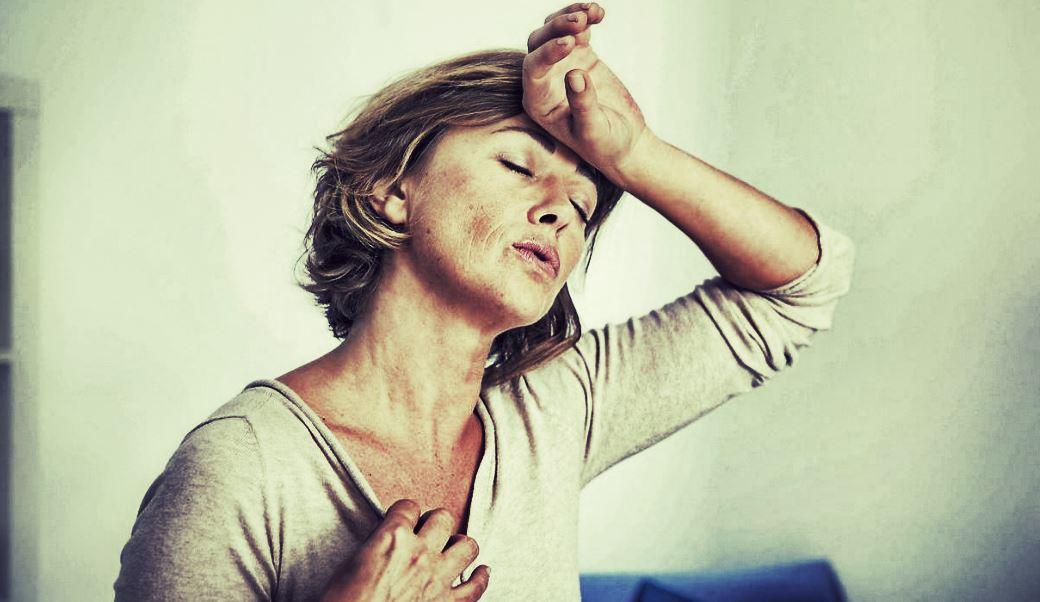 bouffée de chalaur ménopause traitement