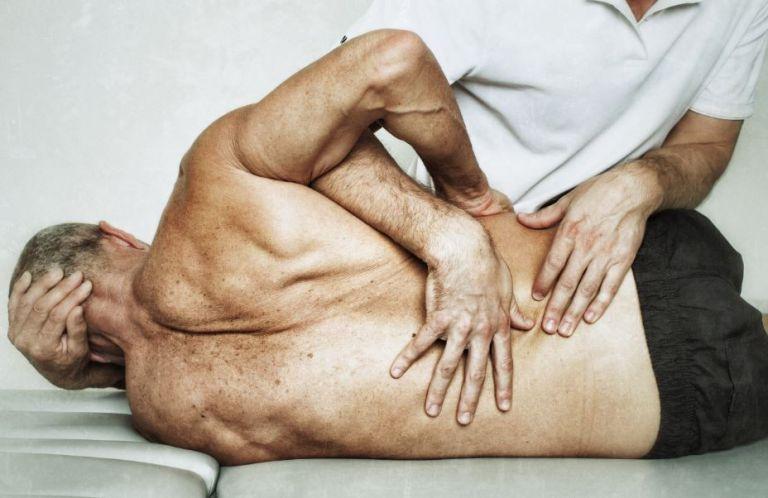séance osthéopathie pour senior