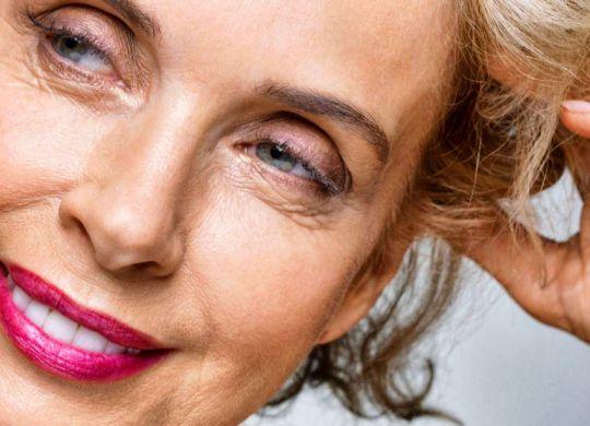 maquillage femme mature 50 ans