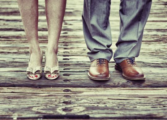 mal de dos chaussures