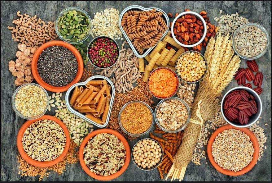 aliments contenant des fibres