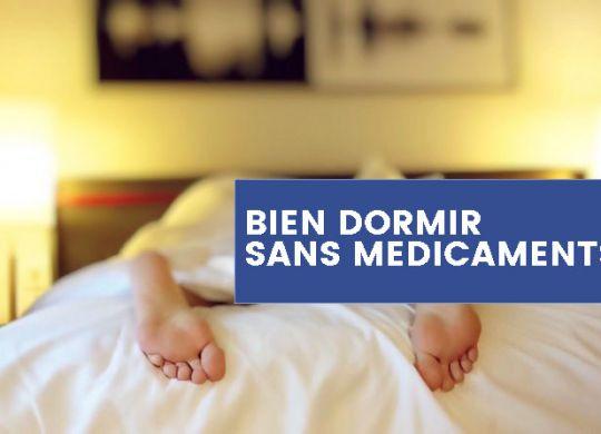 dormir sans médicament
