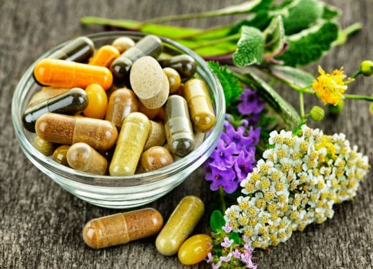 compléments alimentaires et plantes