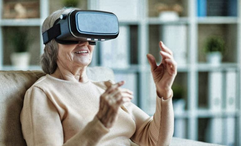 therapie realite virtuelle seniors