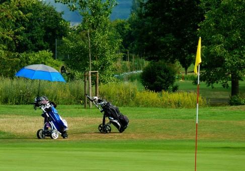 Golf Sport Senior