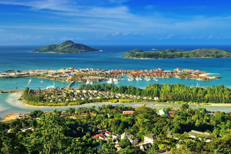 115 îles Des Seychelles