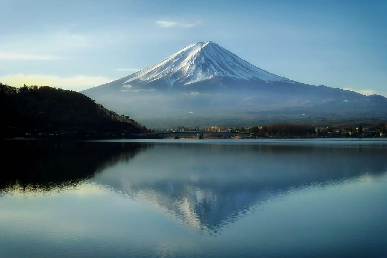 Mont Fuji, Symbole Du Japon