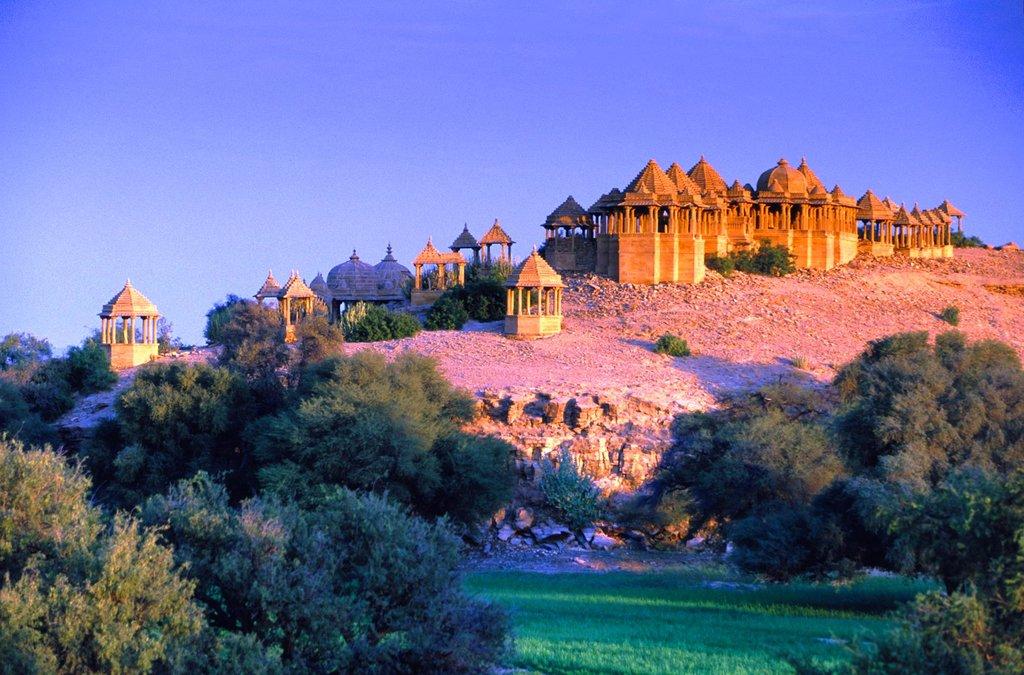 Rajasthan Et Ses Maharadjahs