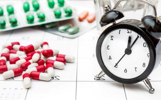alarme reveil pour penser a prendre médicament