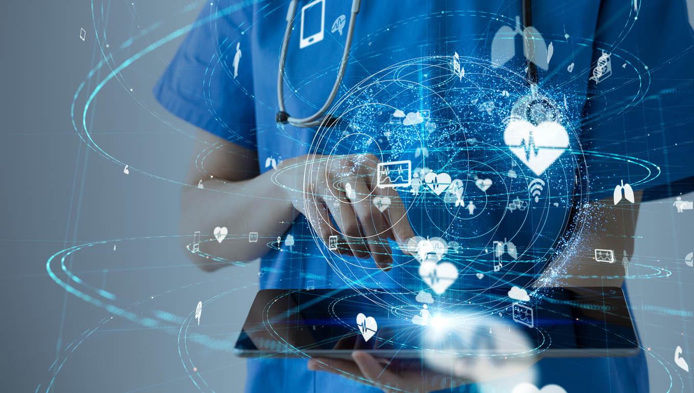 Concept de la technologie médicale