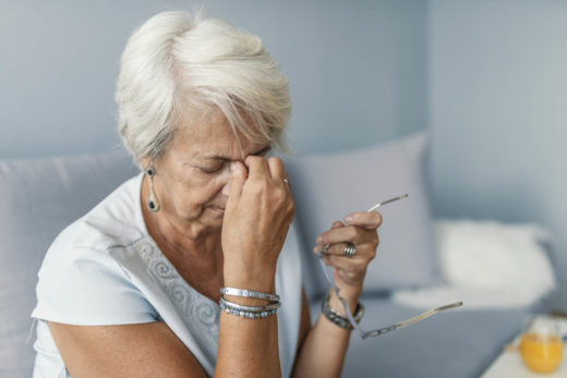 Comment guérir la sinusite
