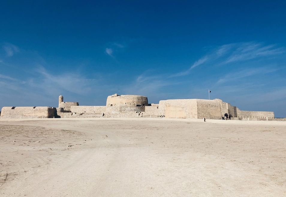 Le Fort De Bahreïn