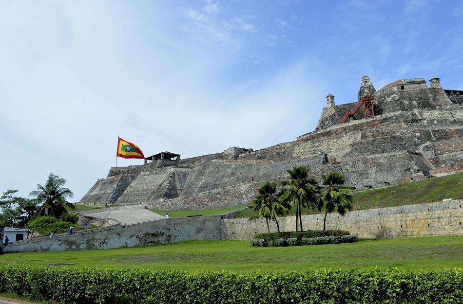 Forteresse San Felipe De Barajas