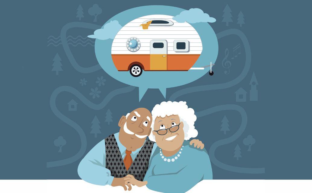 Voyage Senior Camping Car