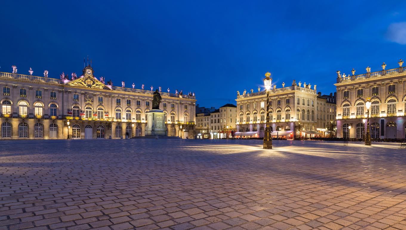 Place Stanislas Nancy France