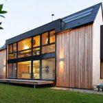 maison passvi en bois