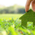 17980167 Eco House Icon Concept