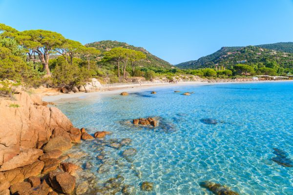 Ile De Beauté Corse Paysage Mer