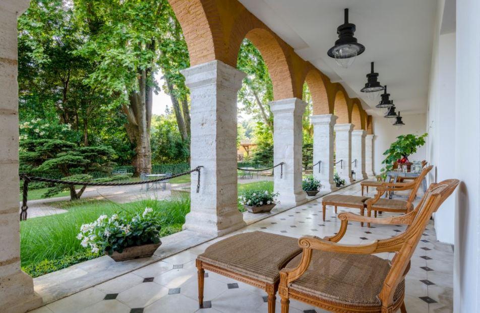 Terrasse De Thalasso