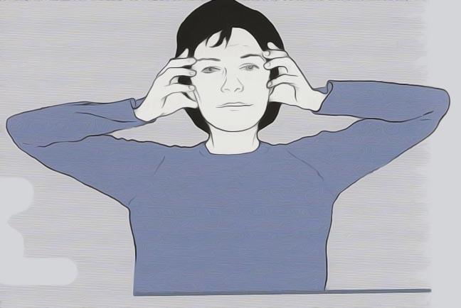 Gymnastique Facial Exercice 3