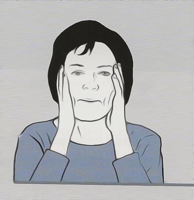 Gymnastique Facial Exercice 5