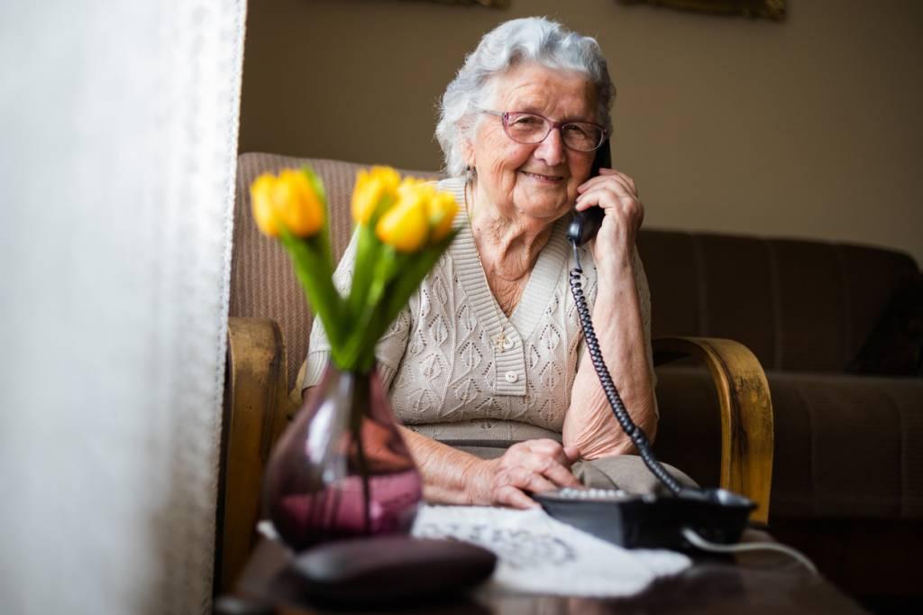 aide des seniors