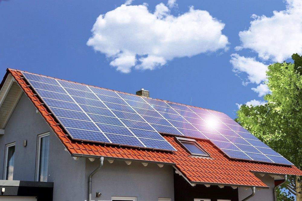 Panneaux Solaires Habitat 1