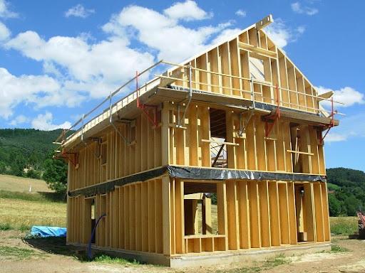 maison à ossature bois, MOB